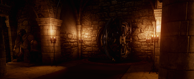 Der Tresor im Keller