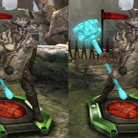 Tier progression for Gurd in <i><a href=