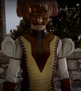 Lord Abernache