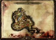 Światła Arlathanu - mapa