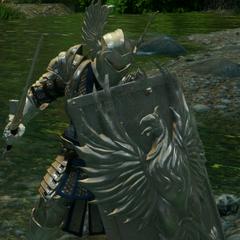 Kämpfender Wächter