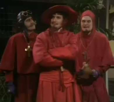 Monty Python Spanish Inquisition
