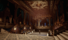 Der große Ballsaal