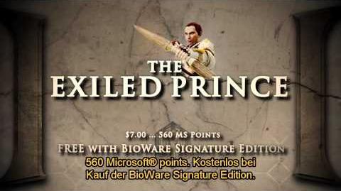 Dragon Age II - Der verbannte Prinz Trailer