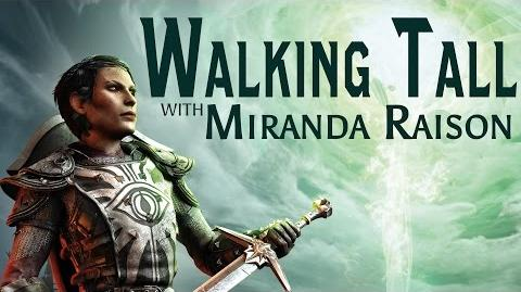 Walking Tall with Miranda Raison