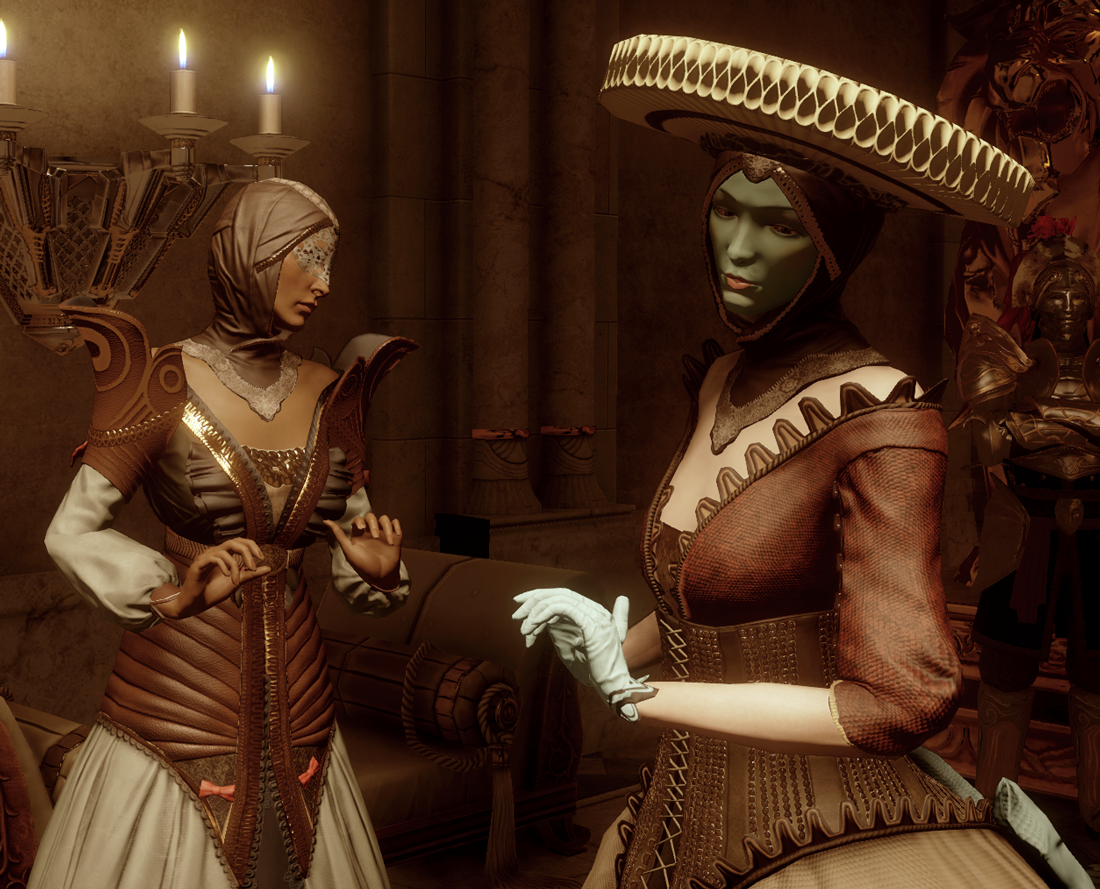 The Great Blackmail Hunt | Dragon Age Wiki | FANDOM powered