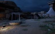 Lager bei den Schattigen Bergen