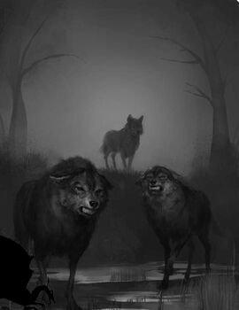 Болотные волки