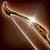 Длинный лук (красный)