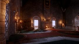 Inquisitor's Quarters