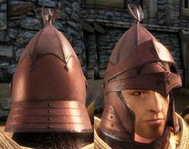 Шлем командора