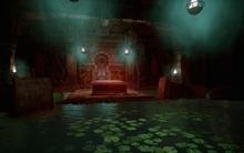 Der besänftigte Geist - zweite Kammer
