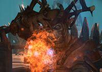 Genlock Necromancer Magic Use