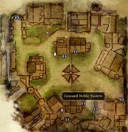 Gnawedmap