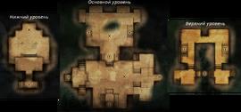 Колыбель Сулевин (карта)