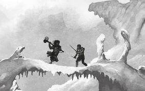 Ледяной мост RPG