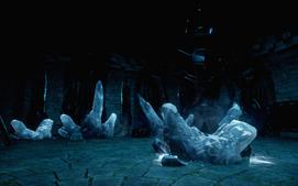 Astrarien in den Gräben - Die geheime Höhle