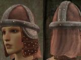 Studded Helmet