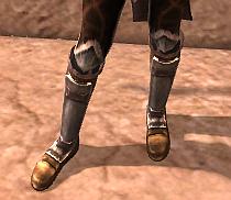 Ботинки незаметности