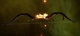 Зачарованный радужный лук