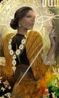 Tarotkarte - Josephine (ohne Rand)