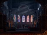Церковь деревни Редклиф