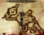 Aus den Erinnerungen verschwunden Karte