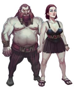 Dwarves DA2