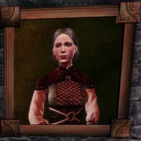 Portret Eleanory