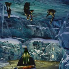 Pyramid Ice Cave