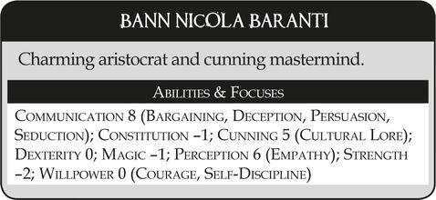 Никола Баранти статистика
