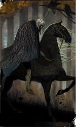 Blackwall - Karta Tarota - Po Opuszczeniu