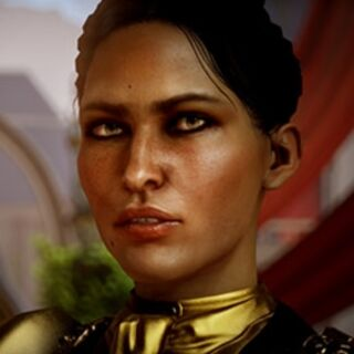 Josephine's profile on the official <i>Dragon Age: Inquisition</i> website