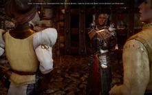 Kämpfer für die Gerechtigkeit - Ser Barris