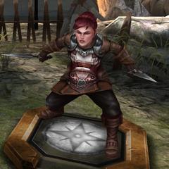 Ein Späher der Legion in Heroes of Dragon Age