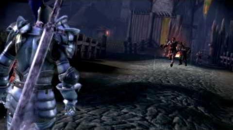 Dragon Age Origins - Awakening Mhairi Character Reveal
