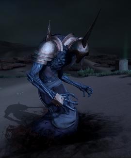 Древний страж могилы