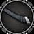 Обычное одноручное древко (иконка)