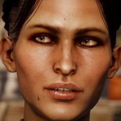 Pre-Alpha close-up