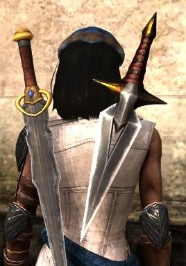 Вспомогательный меч