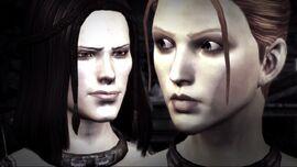 Лелиана и Маржолайн