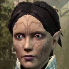 Merrill, the Keeper's apprentice in The Warden's clan