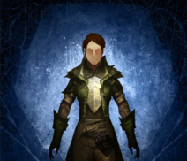 Evelyn Trevelyan Inquisitorin