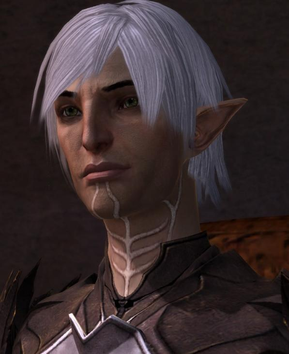 Dragon Age 2: Fenris by adaneko on DeviantArt