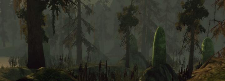 Korcari Wildnis Panorama4