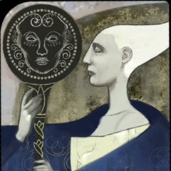Empress Celene tarot card