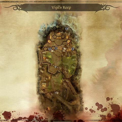 Karte der Wacht