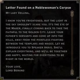 Letter Love Waits