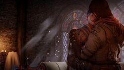 Dorian Romanze Kuss Gemächer
