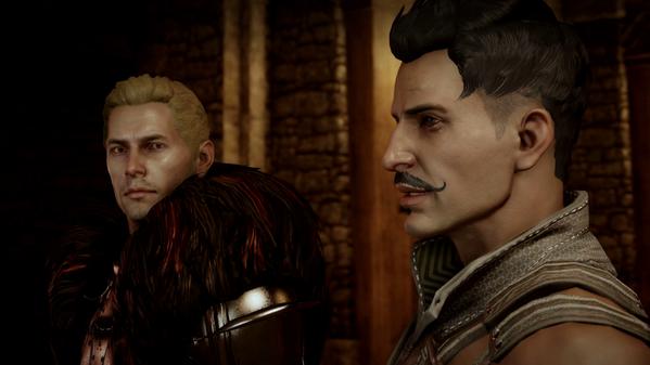 ... trailer Cullen and Dorian